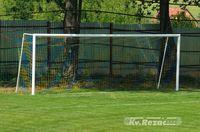 Plasa pentru fotbal 7.5х2.5х0.8х1.2 m, 195 (2659)