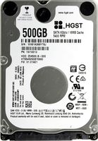 "2.5"" HDD  500GB Hitachi ""HTS545050B7E660 (1W10013)"" [SATA3, 16MB, 5400rpm, 7.0mm]"
