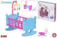 Color Baby 43316 Кроватка для куклы