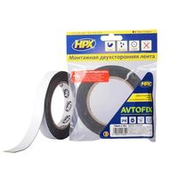 HPX AUTOFIX Double sided foam tape 1 mm