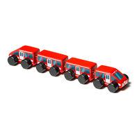 Cubika Деревянный поезд Экспресс