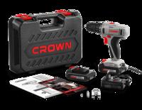 Шуруповерт аккумуляторный 14,4V (1,5 Ah)  Crown CT21055L-1.5 BMC