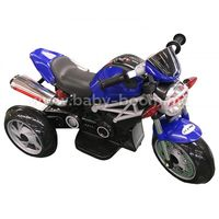 Baby Mix  UR-XG-D8360 Мотоцикл на аккум. Синий