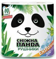 Полотенца бумажные PANDA Extra Long 2 слоя 24м*2