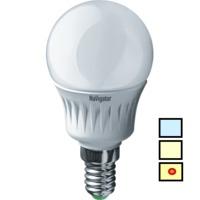 (B) LED (5W) NLL-P-G45-5-230-2.7K-E14