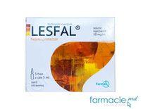 Lesfal sol. inj. 50 mg/m 5 ml N5