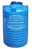 cumpără Rezervor apa 500 L vertic.ov.(albastru) 79*126 în Chișinău
