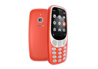 Nokia 3310 3G(2017) Single Sim, Red