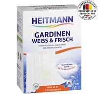 HEITMANN Средство для стирки белых гардин и занавесок, 5 х 50г