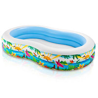 Intex Детский надувной бассейн Морское Побережье
