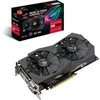VGA ASUS Radeon RX570 8GB GDDR5 ROG Strix Gaming OC