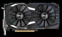 Asus AMD Radeon RX580 4GB GDDR5 (DUAL-RX580-O4G)