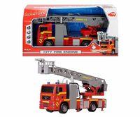 Dickie Air Pump Пожарная машина, 54 см