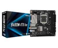 MB S1200 ASRock B460M-ITX/AC  mini-ITX