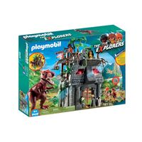 Hidden Temple with T-Rex, PM9429