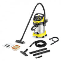 Пылесос Karcher WD 6 Premium Inox Renovation (1.348-277.0), Yellow/Black