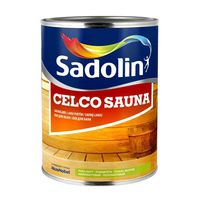 Sadolin Лак для бани Celco Sauna 1л