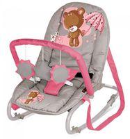 Bertoni (Lorelli) Top Relax Beige&Pink Bear (10110021511)