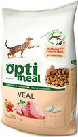 Optimeal «Защита иммунитета» Корм для кошек с телятиной - 0,300 г