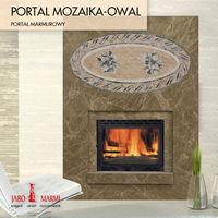 Каминная облицовка - Jabo Marmi MOZAIKA-OWAL
