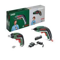 Аккумуляторные отвертки IXO Gen. V + IXOLino Bosch