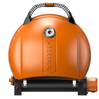 Газовый гриль O-GRILL 900T,  оранжевый