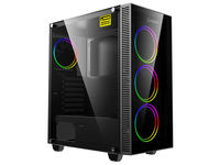 Case ATX GAMEMAX Black Hole