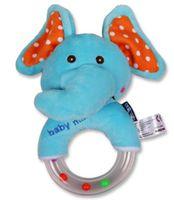 Baby Mix  STK-14596 E Погремушка плюшевая