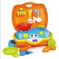 Huile toys Набор кухня