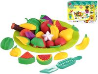 Набор для лепки Funny Lucky Fruit (аксессуары)