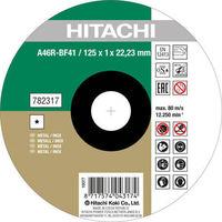 Диск отрезной по металлу 125x1mm FLAT HSP