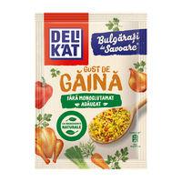 Приправа Delikat Bulgaraşi de Savoare, куриный вкус, 75 гр