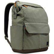 "14"" NB backpack - CaseLogic Lodo Medium ""LODP114PTG"" Petrolgreen-Drab"