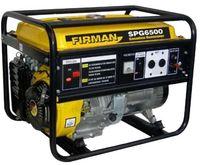 Генератор SPG 6500 AC 230В 5 кВ Бензина FIRMAN