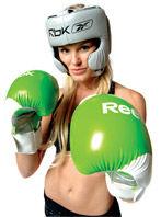 Защитный шлем Reebok art.13950