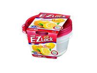 Набор емкостей пищевых EZ Lock 3шт, 0.35l, D12.5cm