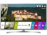 TV LED LG 43UK6950PLB, Silver