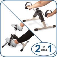 Bicicleta fitness Mini pentru maini si picioare Spartan (2893)