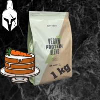 Комплексный протеин для веганов ( Vegan Protein Blend ) - Морковный пирог - 1 KG