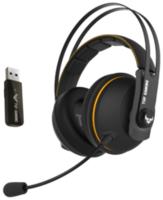ASUS TUF Gaming H7 Wireless, черный-желтый