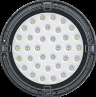 Подвесной светильник для высоких пролетов серии (100W) NHB-P4