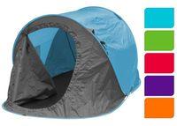 Палатка на 2 персоны 220X120X95cm самоустанавливающ