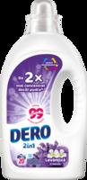 Жидкое моющее средство Dero 2в1 Лаванда и Жасмин, 1 л.