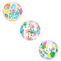 Мяч надувной дизайнерский, 61см, 3+