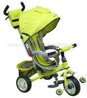 Baby Mix Трицикл UR-ET-B37-5 зеленый