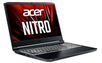 "ACER Nitro AN515-56 Shale Black (NH.QAMEU.008) 15.6"" FHD IPS (Intel Core i5-11300H 4xCore 2.6-4.4GHz, 8GB (1x8) DDR4 RAM, 512GB PCIe NVMe SSD+HDD Kit, GeForce GTX 1650 4GB GDDR6, WiFi6-AX/BT5, 4cell, HD Webcam, RUS, Backlit, No OS, 2.2 kg)"