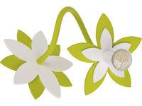Бра FLOWERS зел 1л 6897