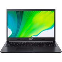 """ACER Aspire A515-44 Charcoal Black (NX.HW3EU.007) 15.6"""" IPS FHD (AMD Ryzen 3 4300U 4xCore 2.7-3.7GHz, 8Gb (2x4) DDR4 RAM, 512GB PCIe NVMe)"""