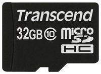 Transcend MicroSDHC 32Gb Class 10 (TS32GUSDC10)