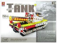 """cumpără Constructor """"Tank"""", 256buc 37.5X28X4.5cm în Chișinău"""